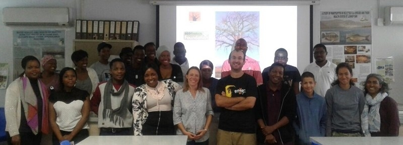 Talk at the University of Limpopo