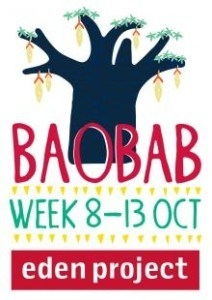 Baobabs in Cornwall: the Eden Project